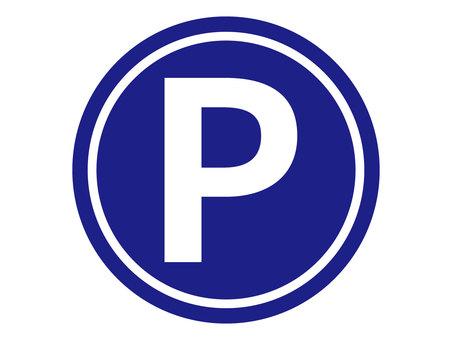 Parking mark