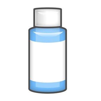 Bottle _ Blue