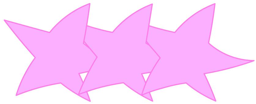 Starfish line 3