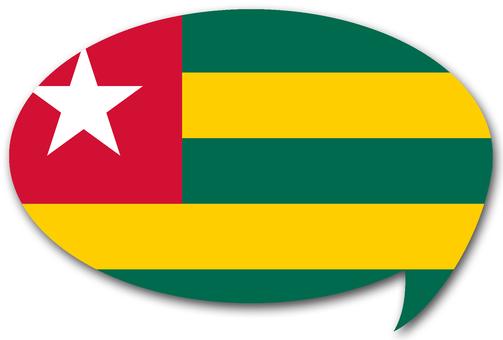 多哥的國旗