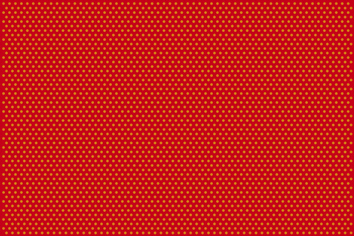 Dot texture (red · red)