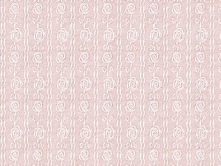 Rose lace wallpaper (pink)