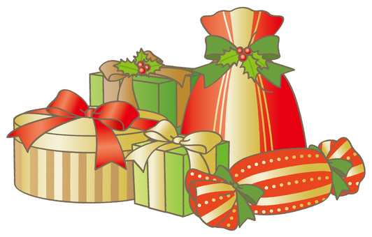 Christmas gift 1-7