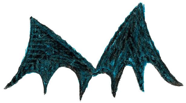 Bat Crayon