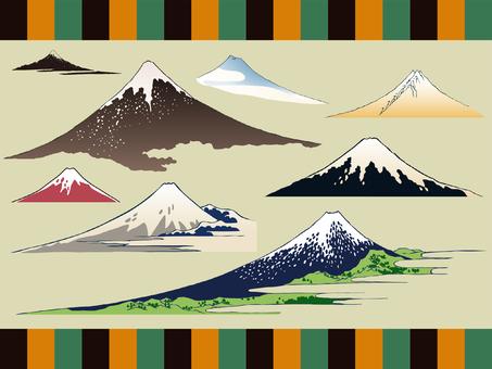 Ukiyo-e Fuji Collection Vol.1