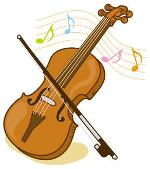 바이올린의 음색