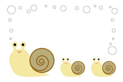 Snail Parenting Petit Card 1
