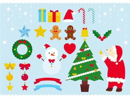 Cute Christmas material