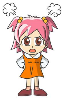 Girl - Anger 5