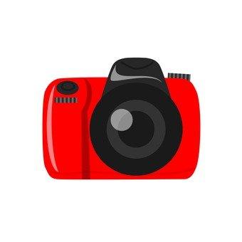 Camera (red)