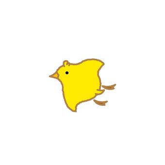Chidori's chick