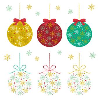Crystal ♡ Christmas ball