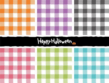 Check set <Halloween>