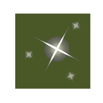 Shining starry sky