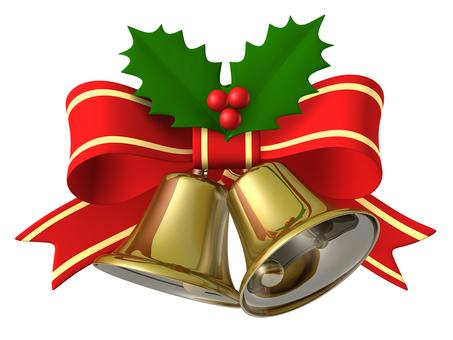 Christmas Bell Ribbon Heli 3