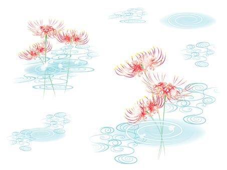 Bana flower _ wave