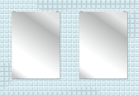Public toilet hand washroom