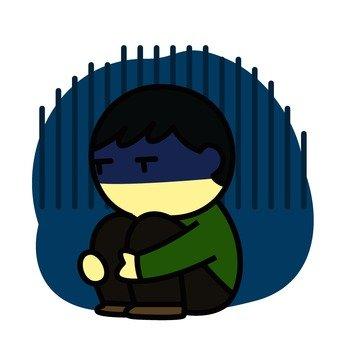 Depressed person 5