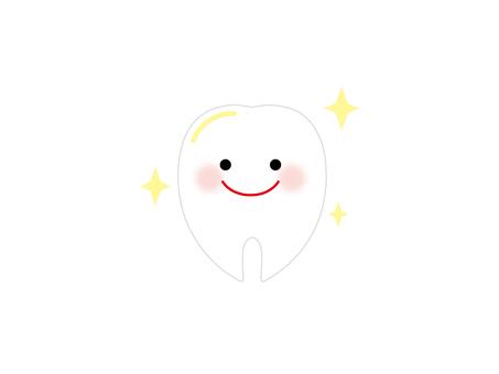 Beautiful tooth