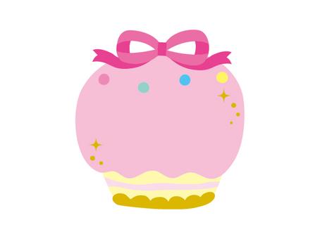 Large cupcake 1