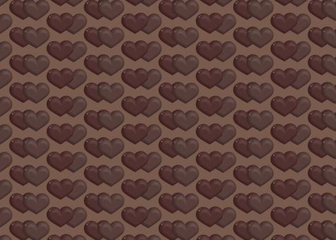 Plump heart texture