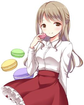 Sweets-based girls