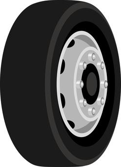 Tire Wheel Track