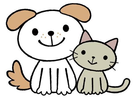 Good friends Inukane