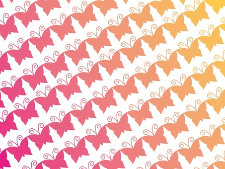 Butterfly background 02