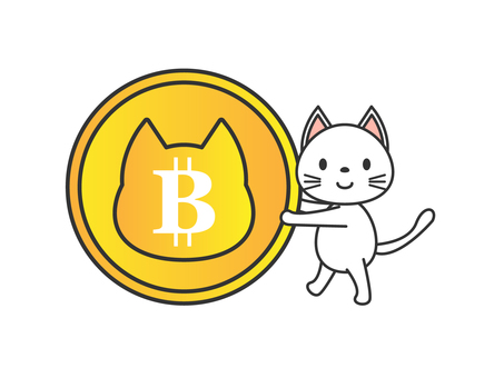 Virtual currency for cat