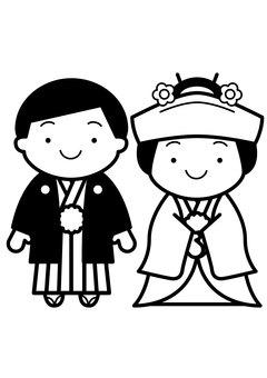 和風結婚式1c