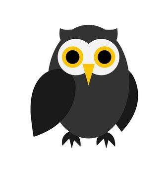 Blakiston的魚鴞