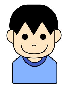 Elementary school student (boys 2)