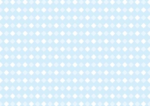 Diamond background pattern Blue