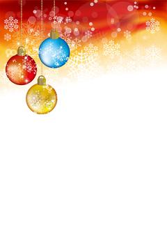 Snow Crystal Ornament Ball 20