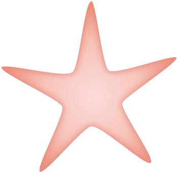 Illustration of a starfish