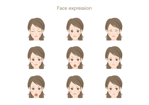 Female _ expression