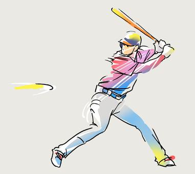 Baseball sports