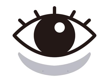 Eye bear