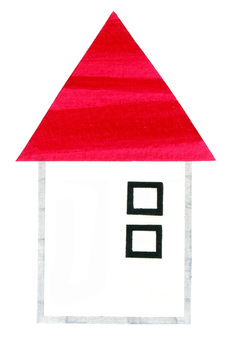 빨간 지붕의 집
