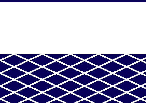 Japanese style _ wall pattern _ navy blue
