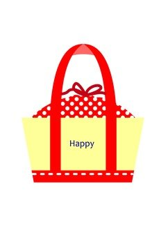 Lunch bag (red)