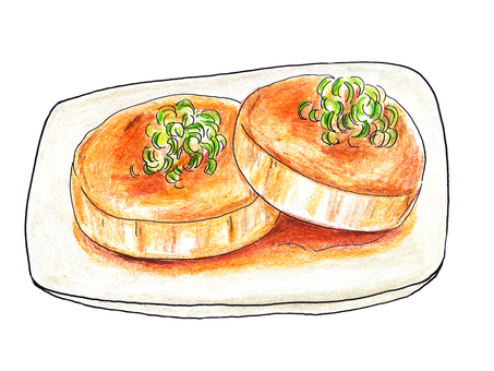 daikon steak