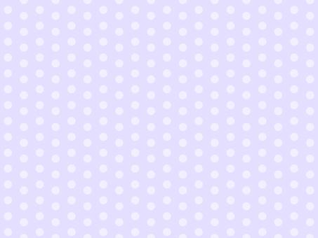 Gentle dot and dot pattern purple
