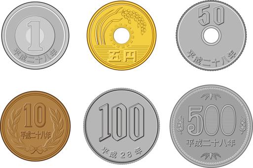 2016 년 동전