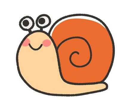 귀여운 달팽이