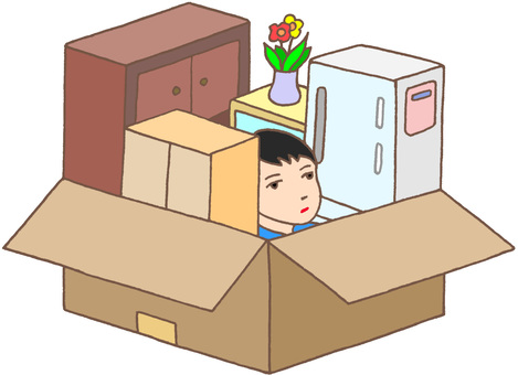 Box Life · Room