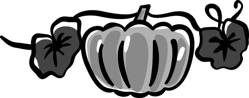 Pumpkin 01 - Gray