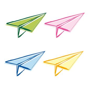 Paper plane-2