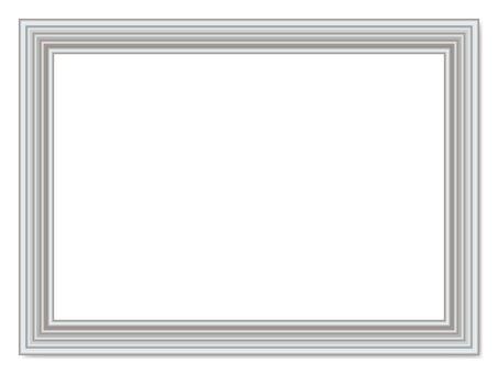 Frame _ Aluminum Wind - Silver